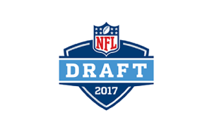 Official NFL Draft Logo from NFL.com